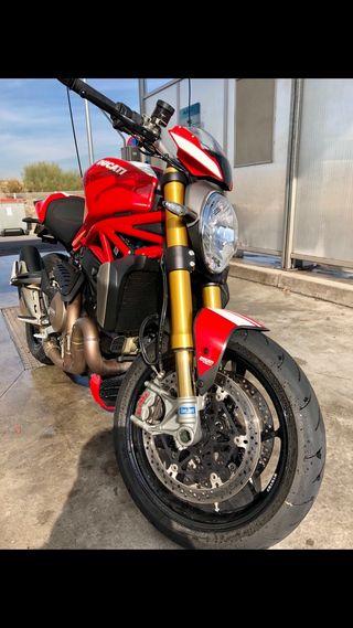 Vendo Ducati Monster 1200 S Stripe