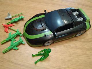 Juguete coche Ben 10