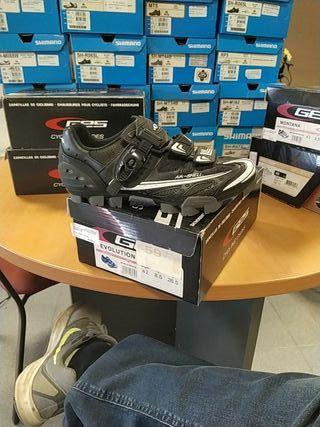 zapatillas mtb marca ges evolution talla 42