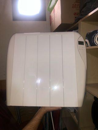 Calefactor emisor térmico