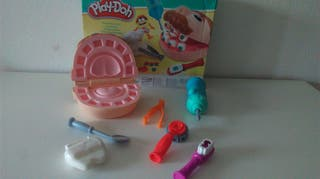 dentista loco play-doh