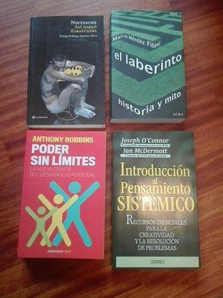 libros varios