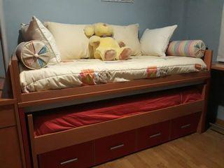 Dormitorio infantil/juvenil.PRECIO NEGOCIABLE.