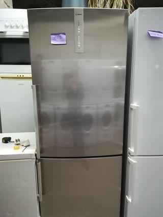 frigorífico bosch en inox