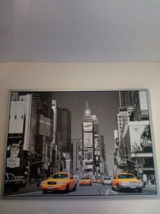Cuadro de nueva york