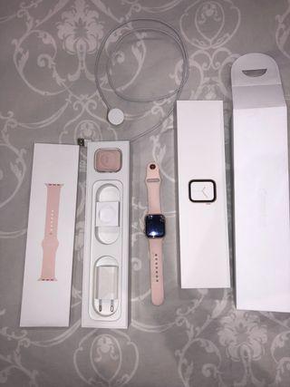 Appel watch serie 4+celular