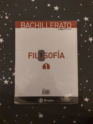 libro filosofía 1 bachillerato