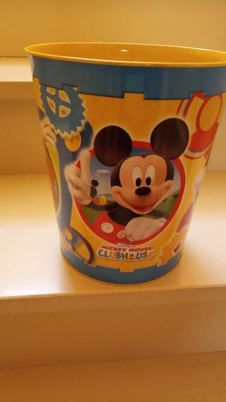 Papelera infantil de DISNEY Mickey