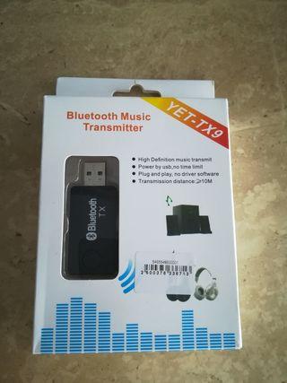 Transmisor audio Bluetooth
