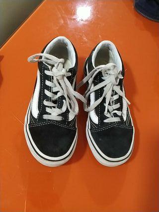 Vans niño zapatillas