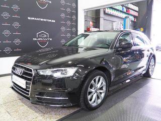 Audi A6 AVANT 2.0 TDI QUATTRO S-LINE 2017
