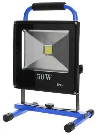 PROYECTOR 50W-BATERIA RECARGABLE-LED