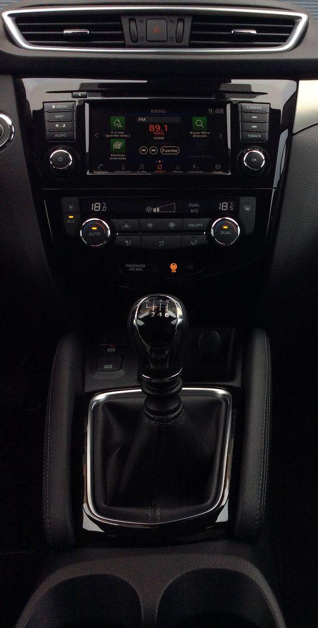 ¡KM 0! NISSAN QASHQAI DIG-T 140CV 2WD NCONNECTA
