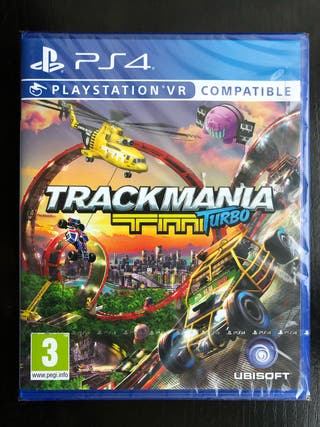 Trackmania Turbo (NUEVO) PS4
