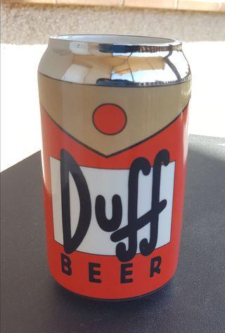 Vaso de cerámica cerveza DUFF - Los Simpsons