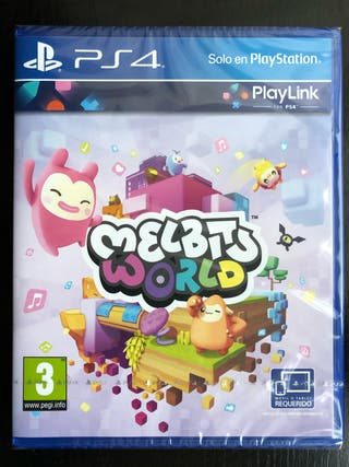 Melbits World (NUEVO) PS4