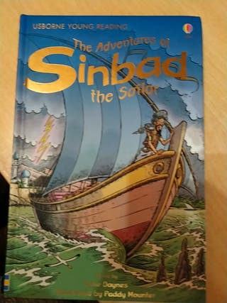 the adventures of Simbad the soilor