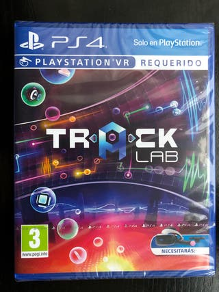 Track Lab (NUEVO) PS4