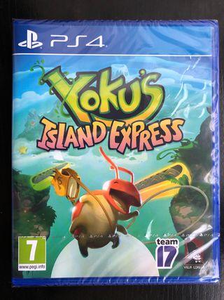 Yoku's Island (NUEVO) PS4