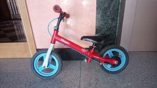 bici niño/a sin pedales