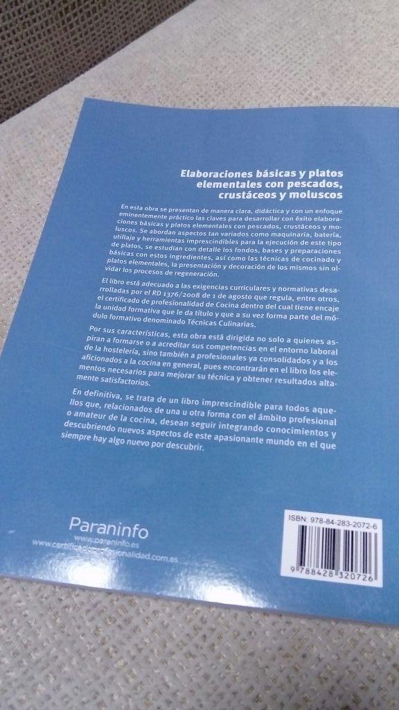 Libro formación profesional cocin