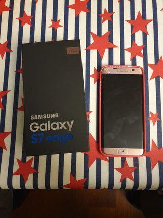 samsung GALAXY S7 EDGE ROSA 32GB