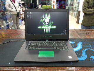 Portátil Gaming Alienware 15 R3 Seminuevo