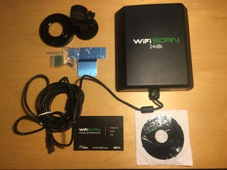 Antenas Wifi exterior de 2W 24dBi