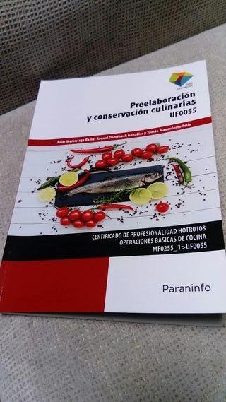 Libro formación profesional cocina