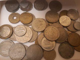 Monedas de diversa índole