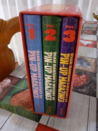 colección pin-up magazines NUEVA