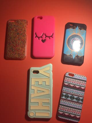 Fundas iPhone 6