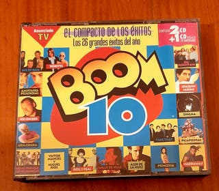 cd triple Boom 10