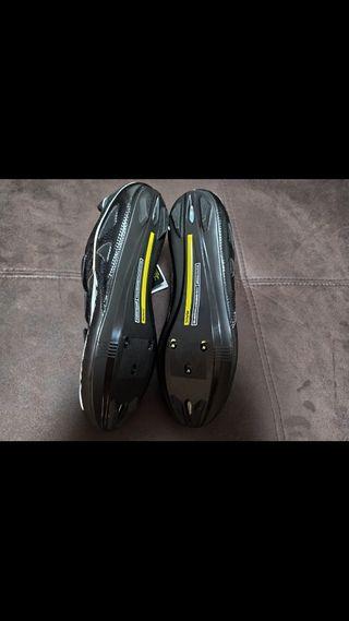 zapatillas-zapatos ciclismo mavic