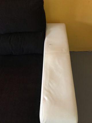 Sofa en forma de L!
