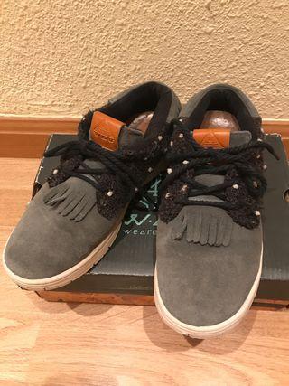 Wau Brand zapatillas 36