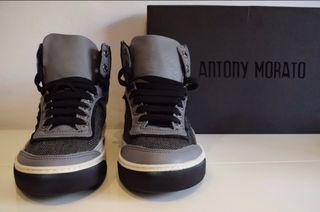 Zapatillas - Antony Morato, núm 43, grises