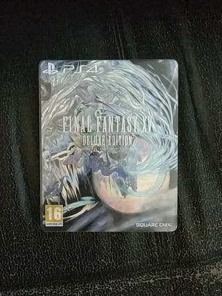 Final Fantasy XV Deluxe Edition - PS4