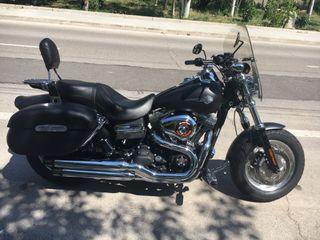 Moto Harley Davidson Dyna Faf Bob