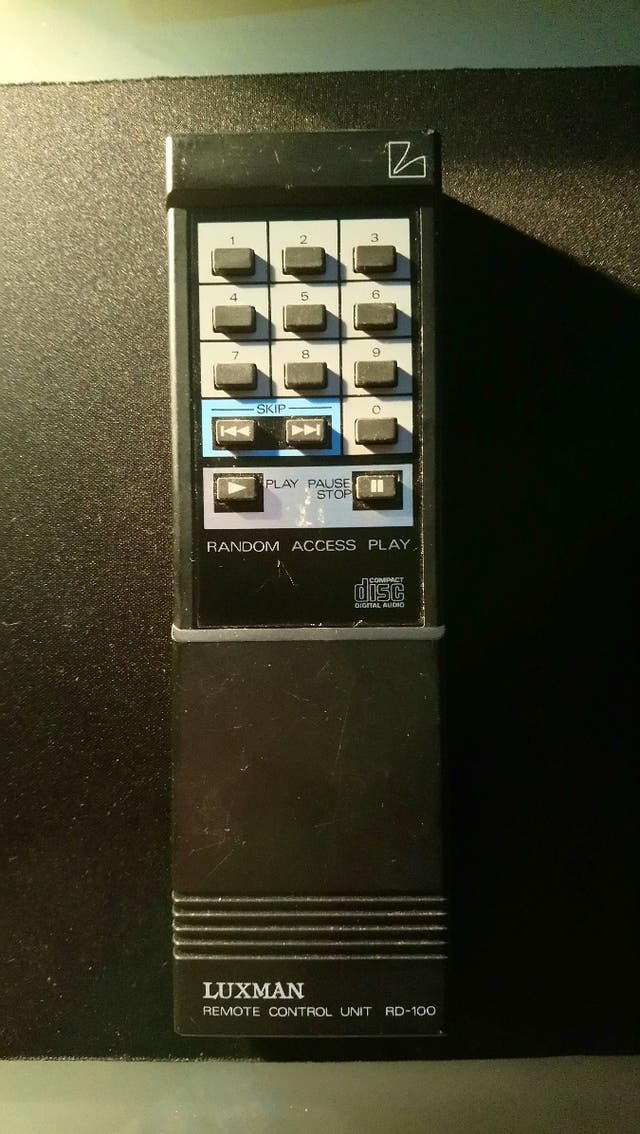 Luxman RD-100