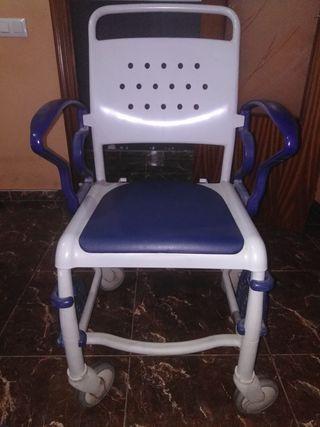 silla de baño para adultos