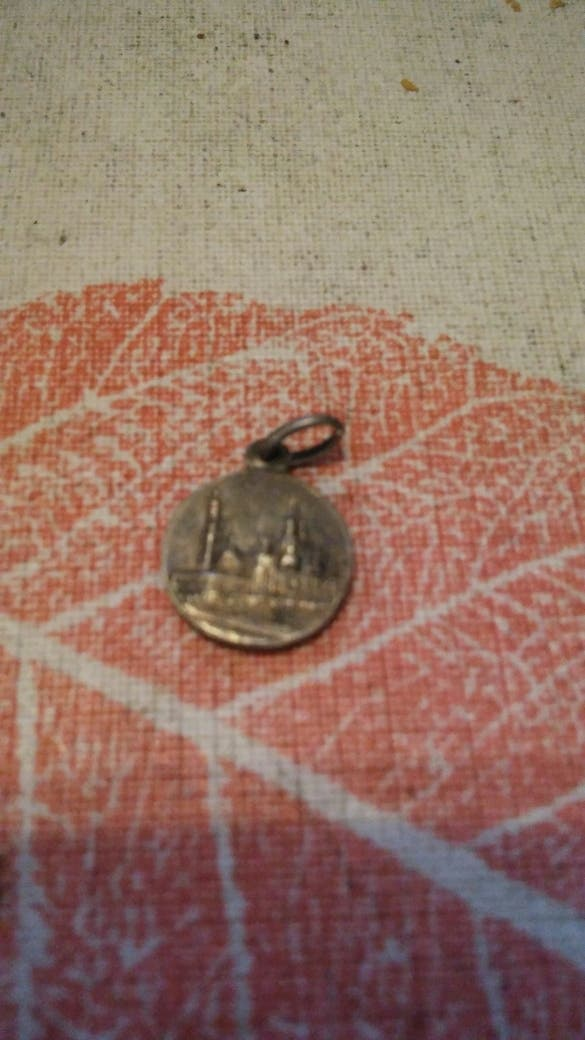 Medalla de la Virgen. del Pilar
