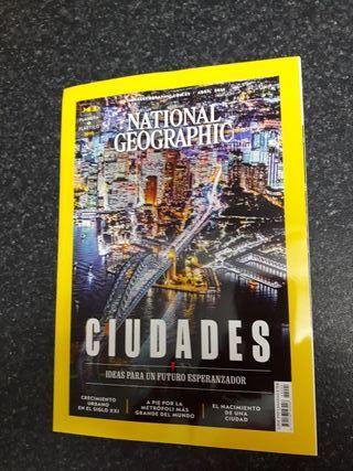 Oferta, Revistas National Geographic