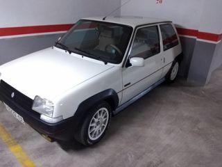 Renault 5 gts con kit de 5 turbo