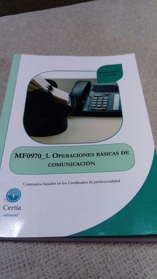 Libro módulo formativo operaciones básicas