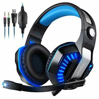 Auriculares Gaming para PC PS4 PSP Xbox One , Game