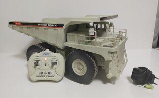 Camión Radiocontrol basculante 47cm