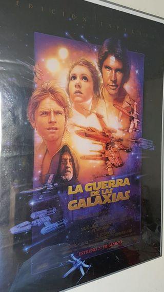 STAR WARS-Carteles