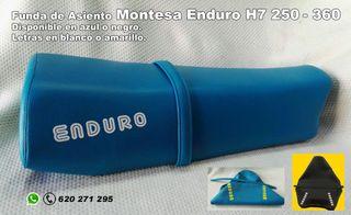 Funda de asiento Montesa Enduro H7 250 y 360