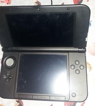 Game Boy 3DS XL Como Nueva con 5 Juegos